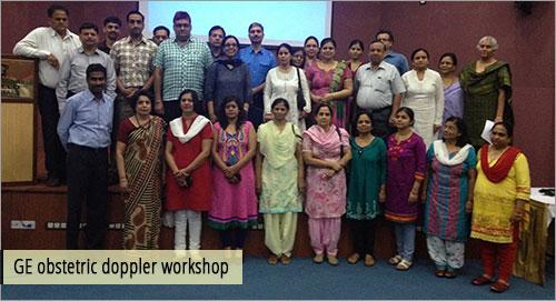GE doppler workshop FMFI