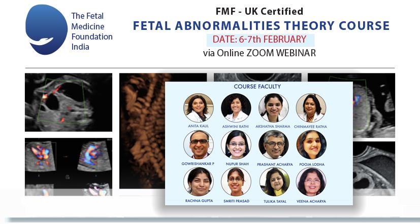 FMFI fetal abnormalities course